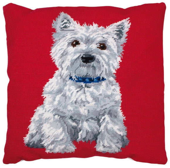 Westie Tapestry Kit Needlepoint, Anchor ALR36