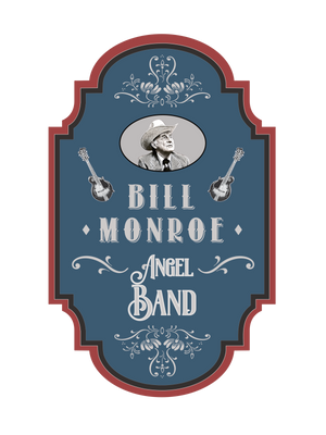 Bill Monroe Bluegrass t-shirt flatwoods 1927