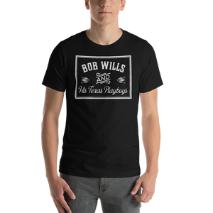 Bob Wills old time music Western swing t-shirt flatwoods 1927