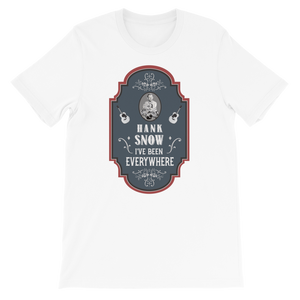 Hank Snow Old Time Country T-Shirt
