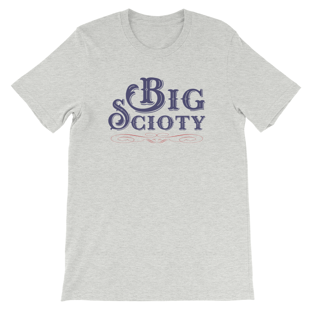 Big Scioty old time music t-shirt flatwoods 1927