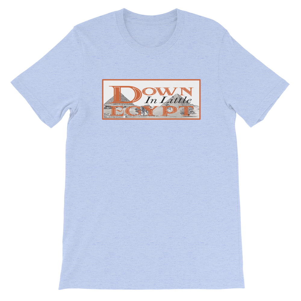 Down in Little Egypt Old Time Music T-Shirt
