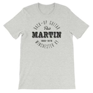 Bluegrass Old Time T-shirt Asa Martin