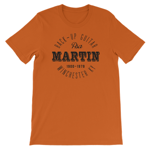 Asa Martin Old Time Music T-Shirt