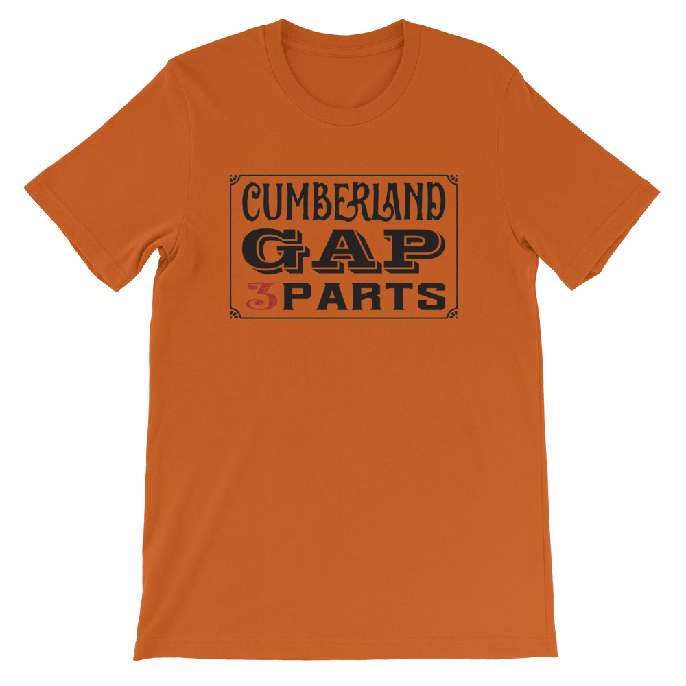 Cumberland Gap Old time music t-shirt flatwoods 1927