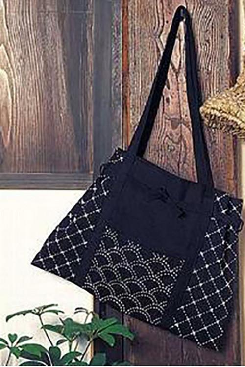 Sashiko Kit - Handbag # 1