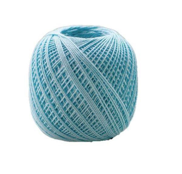 Sashiko Thread - Olympus Thin Weight - Solid Color - # 208 Aqua