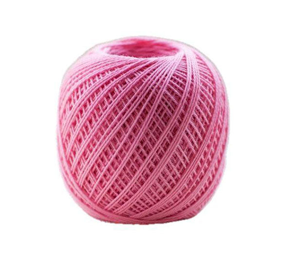 Sashiko Thread - Olympus Thin Weight - Solid Color - # 214 Orchid Pink