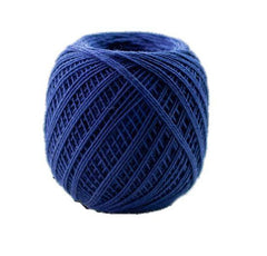 Sashiko Thread - Olympus Thin Weight - Solid Color - # 218 Royal Blue