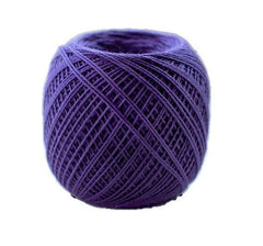 Sashiko Thread - Olympus Thin Weight - Solid Color - # 219 Purple