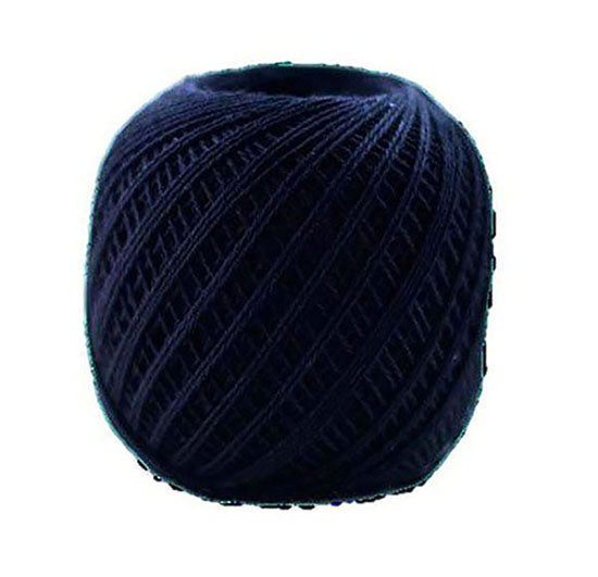 Sashiko Thread - Olympus Thin Weight - Solid Color - # 220 Black