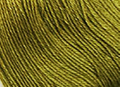 Sashiko Thread - Yokota Thin Weight - 40m Skein - # 25 Olive Green