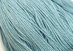 Sashiko Thread - Yokota Thin Weight - 40m Skein - # 26 Sky Blue