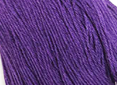 Sashiko Thread - Yokota Thin Weight - 40m Skein - # 28 Eggplant