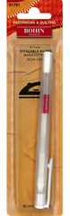 Notions - Bohin Iron-Off Marking Pen # 91781 - White