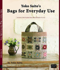 Book - YOKO SAITO - BAGS FOR EVERYDAY USE
