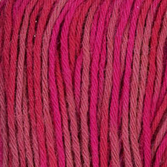Sashiko Thread - Olympus 20m - Variegated # 97 - Raspberry