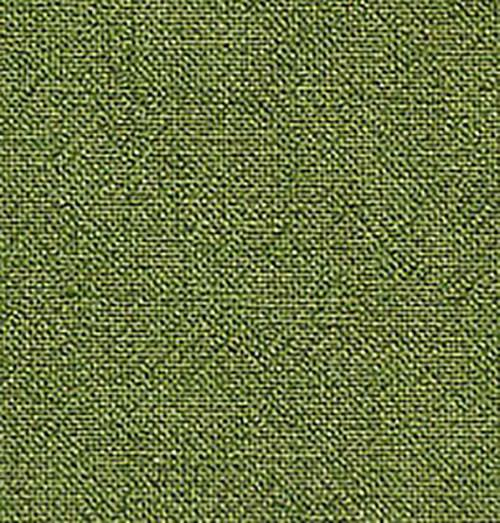 Japanese Fabric - Azumino-Momen - # 126 Grass Green