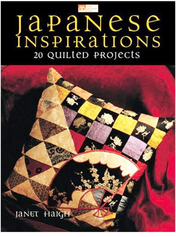 Book - JAPANESE INSPIRATIONS - Janet Haigh