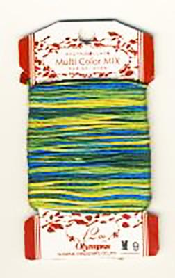 Olympus Multi-Colored Cotton Embroidery Floss - M09