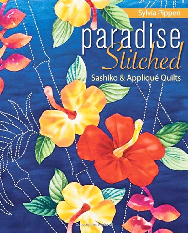 Book - PARADISE STITCHED - Sylvia Pippen
