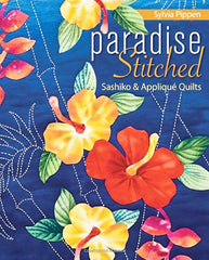 Book - Sylvia Pippen - PARADISE STITCHED