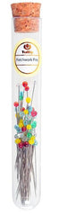 Notions - Tulip Patchwork Straight Pins - 60 pack