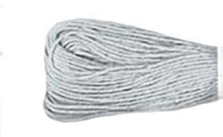Sashiko Thread - Olympus - Large 100m Skeins - # 113 - Gray