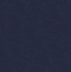 Sashiko Fabric - Cotton-Linen - DARK NAVY/ INDIGO