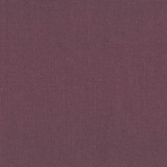 Sashiko Fabric - Cotton-Linen - PLUM