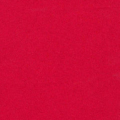 Sashiko Fabric - Cotton-Linen - RED (CRIMSON)