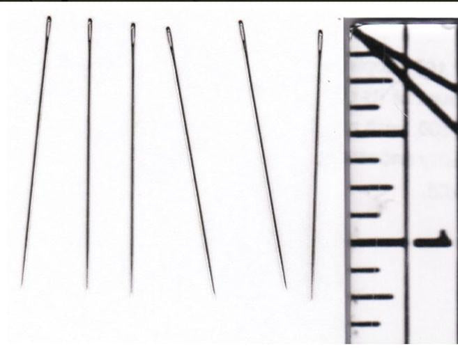 Notions - Tulip Applique Needles - Size 11