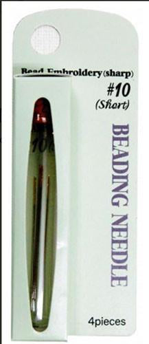 Notions - Tulip Beading Needles - Size 10 Short