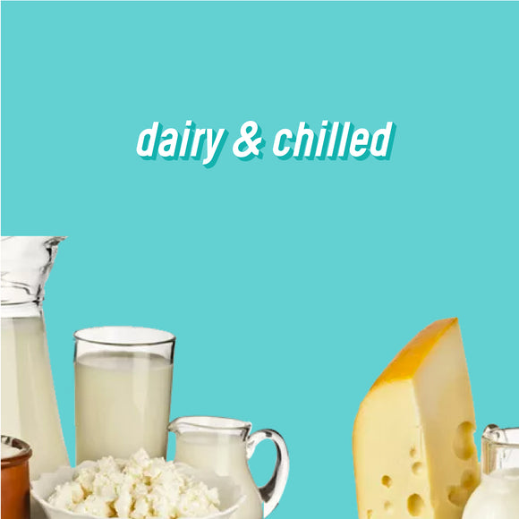 Dairy, Eggs & Chilled