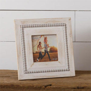 Beaded Picture Frame - Large