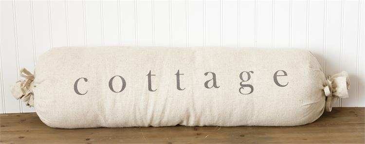 Cottage Bolster Pillow