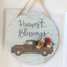 Load image into Gallery viewer, Wall Decor - Harvest Blessings