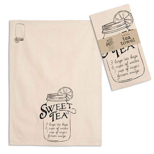 Sweet Tea Hand Towel