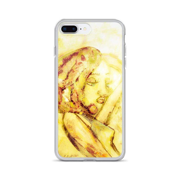 Daze iPhone Case iPhone 7 Plus/8 Plus Cult Art Fusion