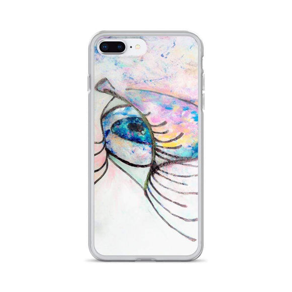 Dreamy iPhone Case iPhone 7 Plus/8 Plus Cult Art Fusion