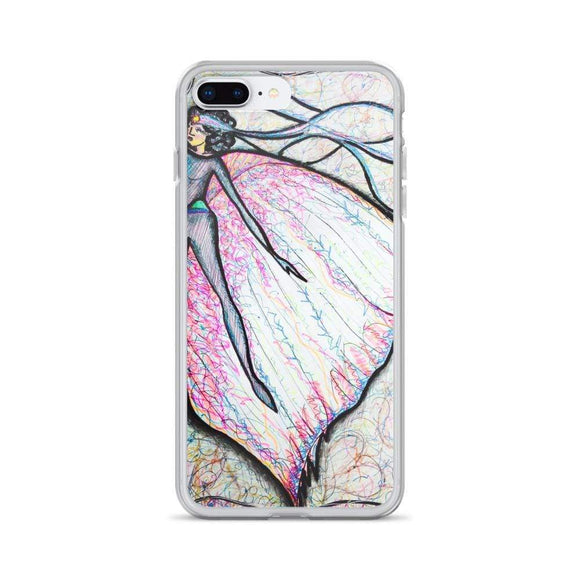 Fairy Queen Light iPhone Case iPhone 7 Plus/8 Plus Cult Art Fusion