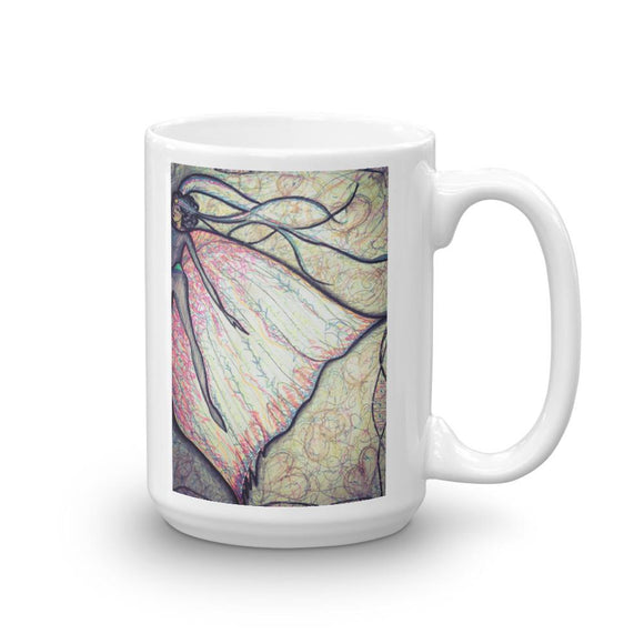 Fairy Queen Mood Novelty Mug Cult Art Fusion