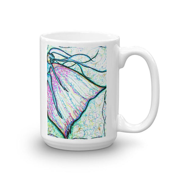 Fairy Queen Vivid Novelty Mug Cult Art Fusion