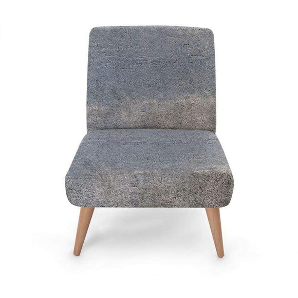 Grey Luxe Occasional Chair Occasional Chair Cult Art Fusion