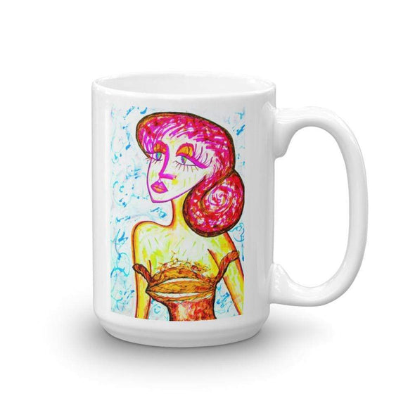 I Love You On Acid Novelty Mug Cult Art Fusion