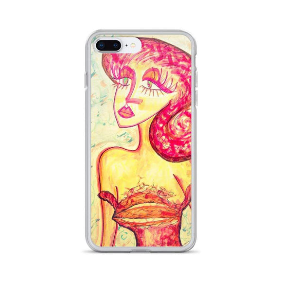I Love You Sandy iPhone Case iPhone 7 Plus/8 Plus Cult Art Fusion
