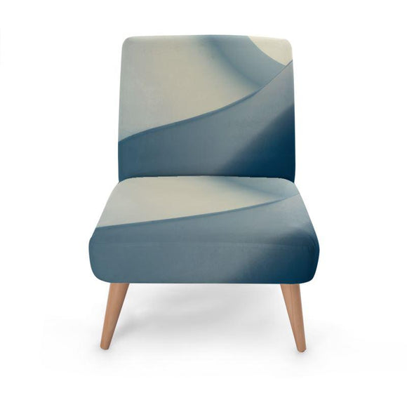 Iceberg Swirl Occasional Chair Occasional Chair Cult Art Fusion