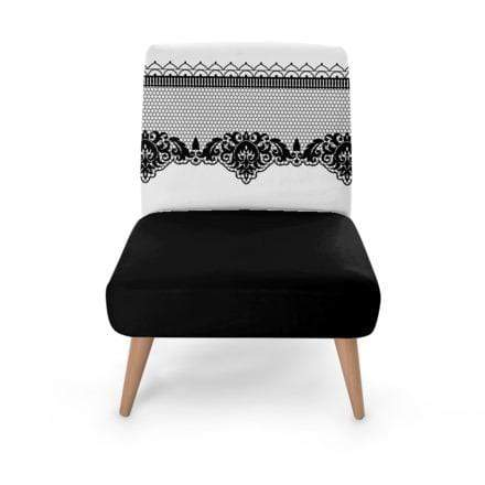 Lace Effect Occasional Chair Occasional Chair Cult Art Fusion