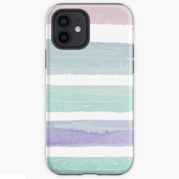 Luxury Extra Tough iPhone Pastel Dream Print Phone Case iPhone Case Redbubble