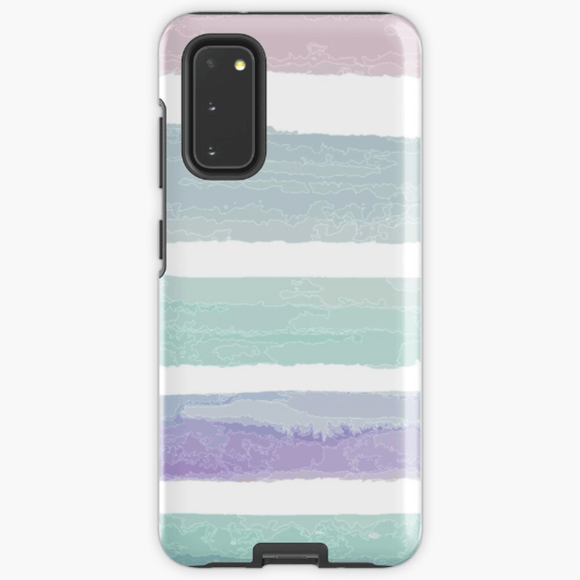 Luxury Extra Tough Samsung Galaxy Pastel Dream Print Phone Case Samsung Case Redbubble